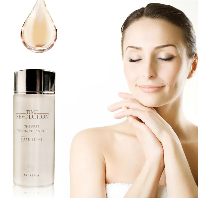 time revolution the first treatment essence intensive moist review
