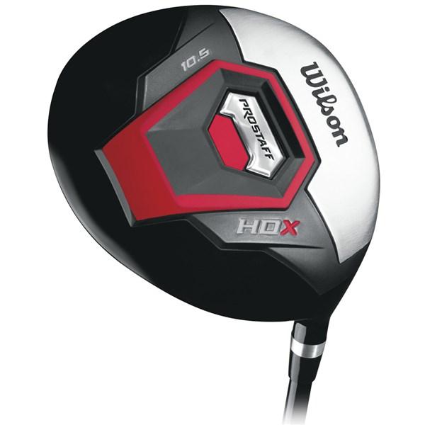 wilson prostaff hdx golf clubs review