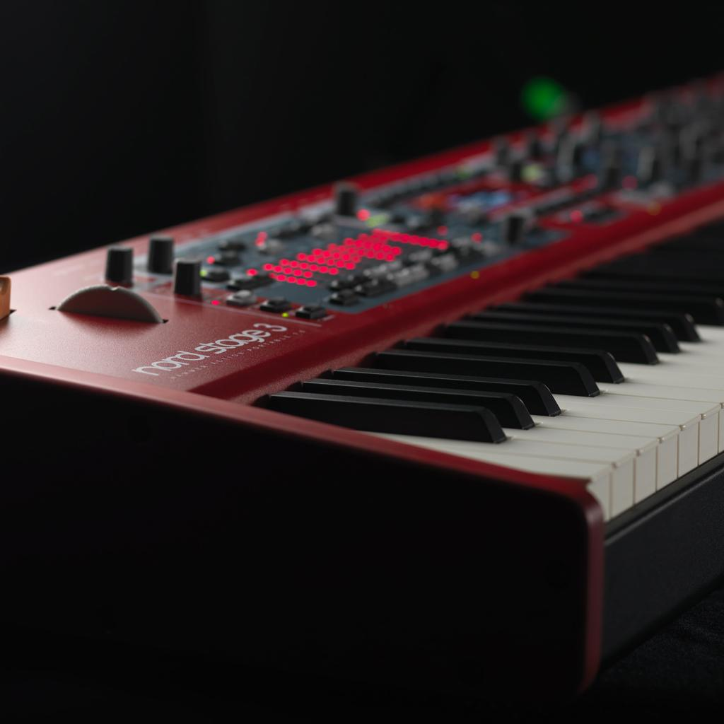 nord piano 2 hp 73 review