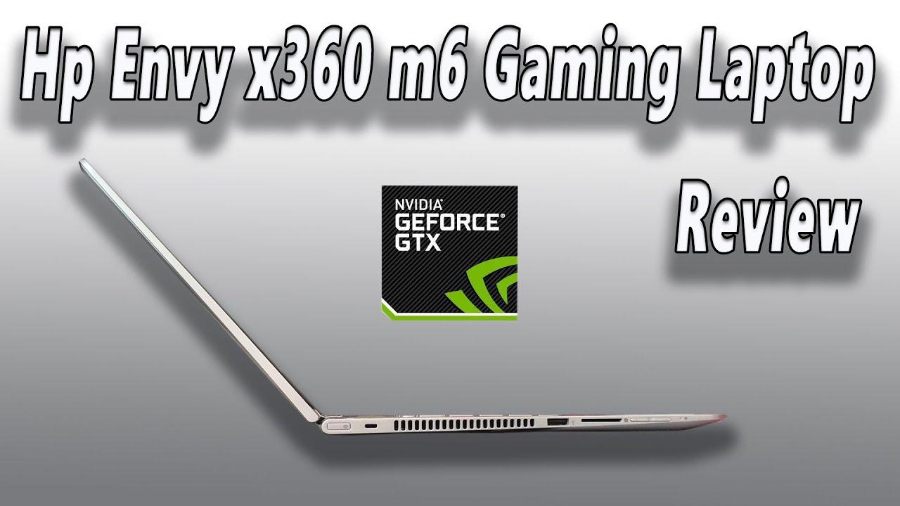 hp envy gaming laptop review