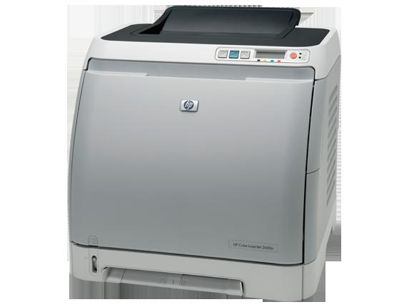 hp color laserjet 2600n review