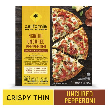 california pizza kitchen frozen pizza review