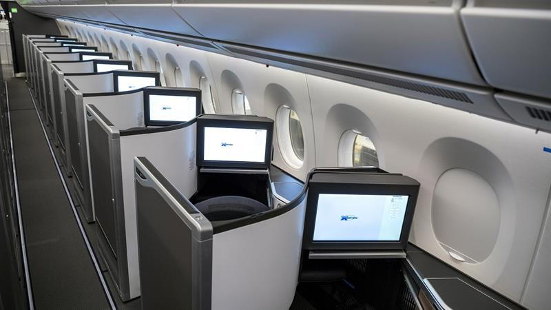 ba flying with confidence review