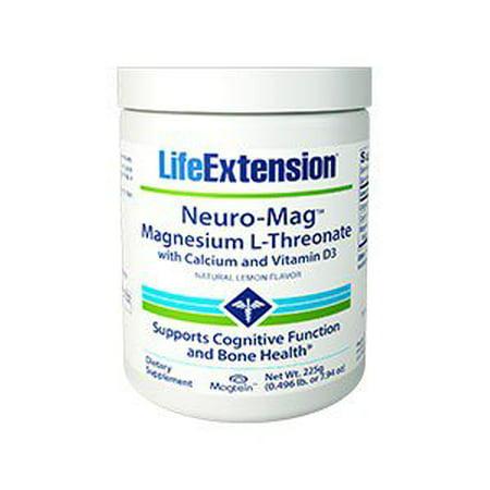 neuro mag magnesium l threonate reviews