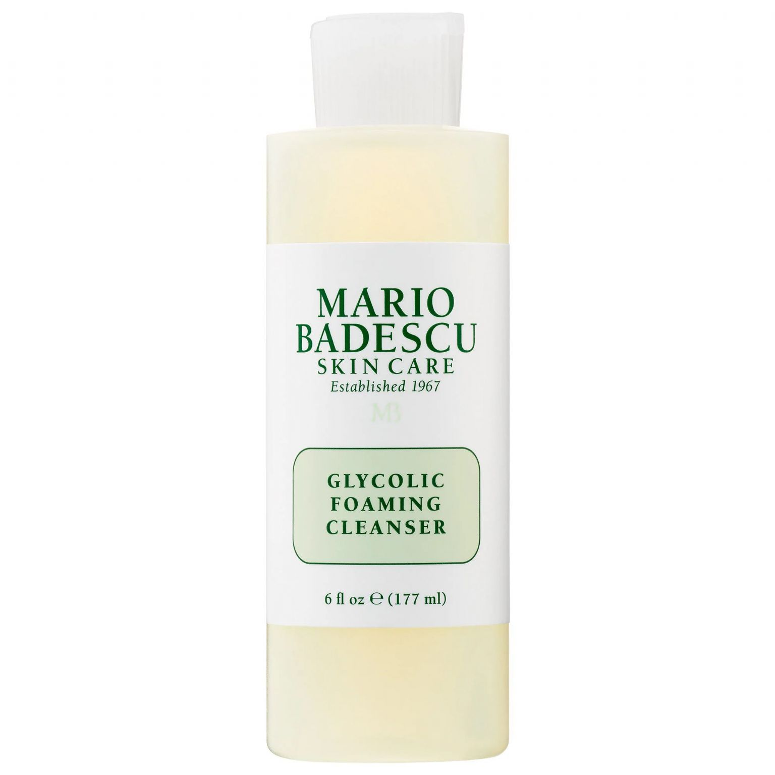 mario badescu glycolic foaming cleanser review