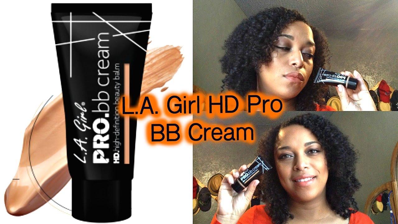 la girl pro bb cream review