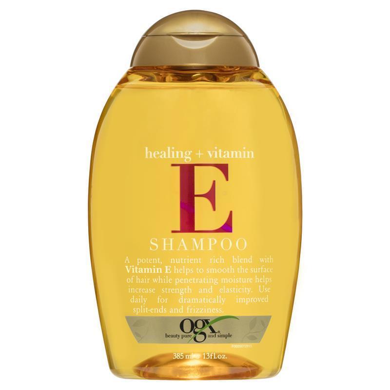 ogx healing and vitamin e shampoo review