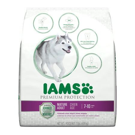 iams mature dog food reviews