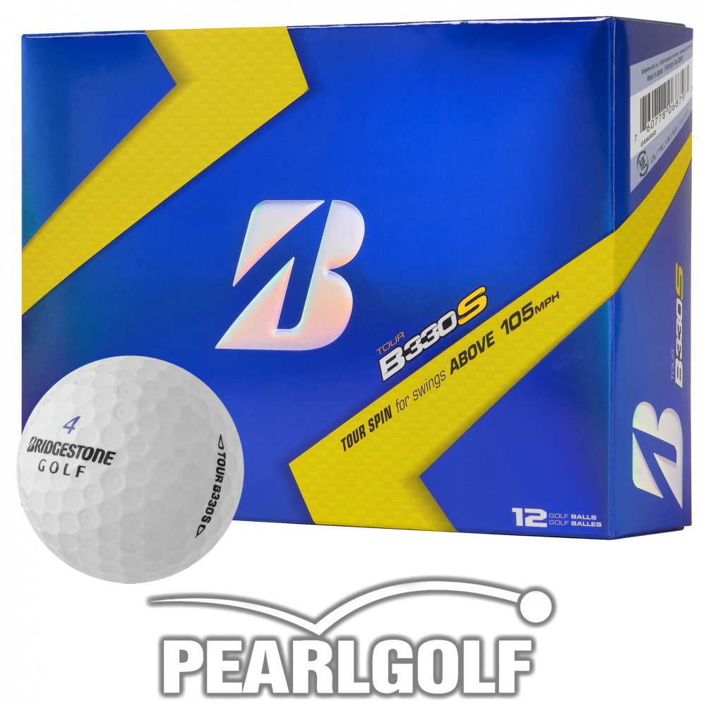 bridgestone golf balls b330s reviews