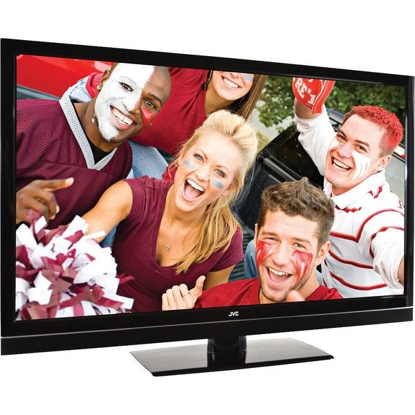 jvc 55 inch tv big w review