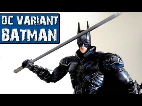 play arts kai batman review