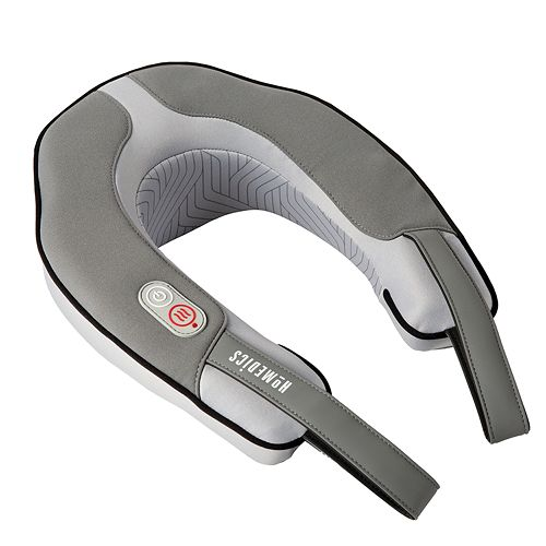 homedics neck and shoulder massager with heat review