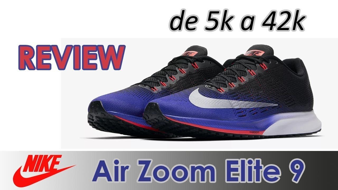 nike air zoom elite review