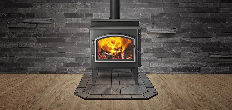 quadra fire 5700 step top review