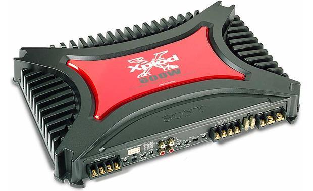 sony xplod amp 600w review