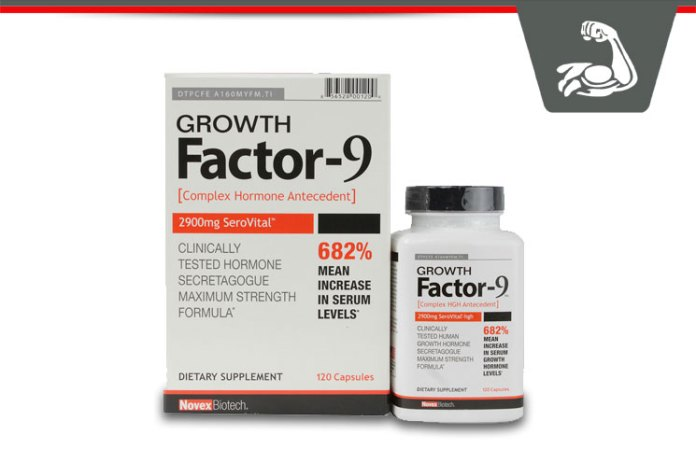 novex biotech growth factor 9 reviews