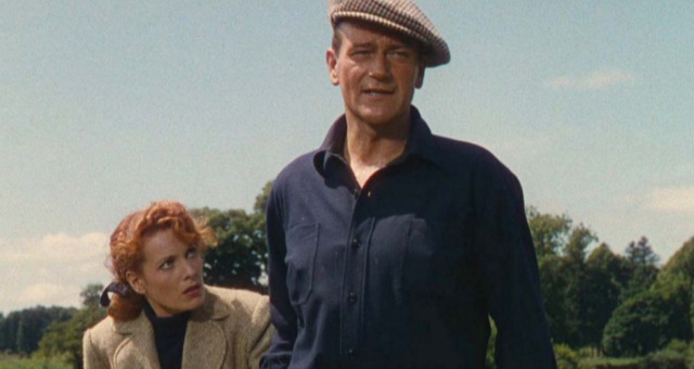 the quiet man blu ray review
