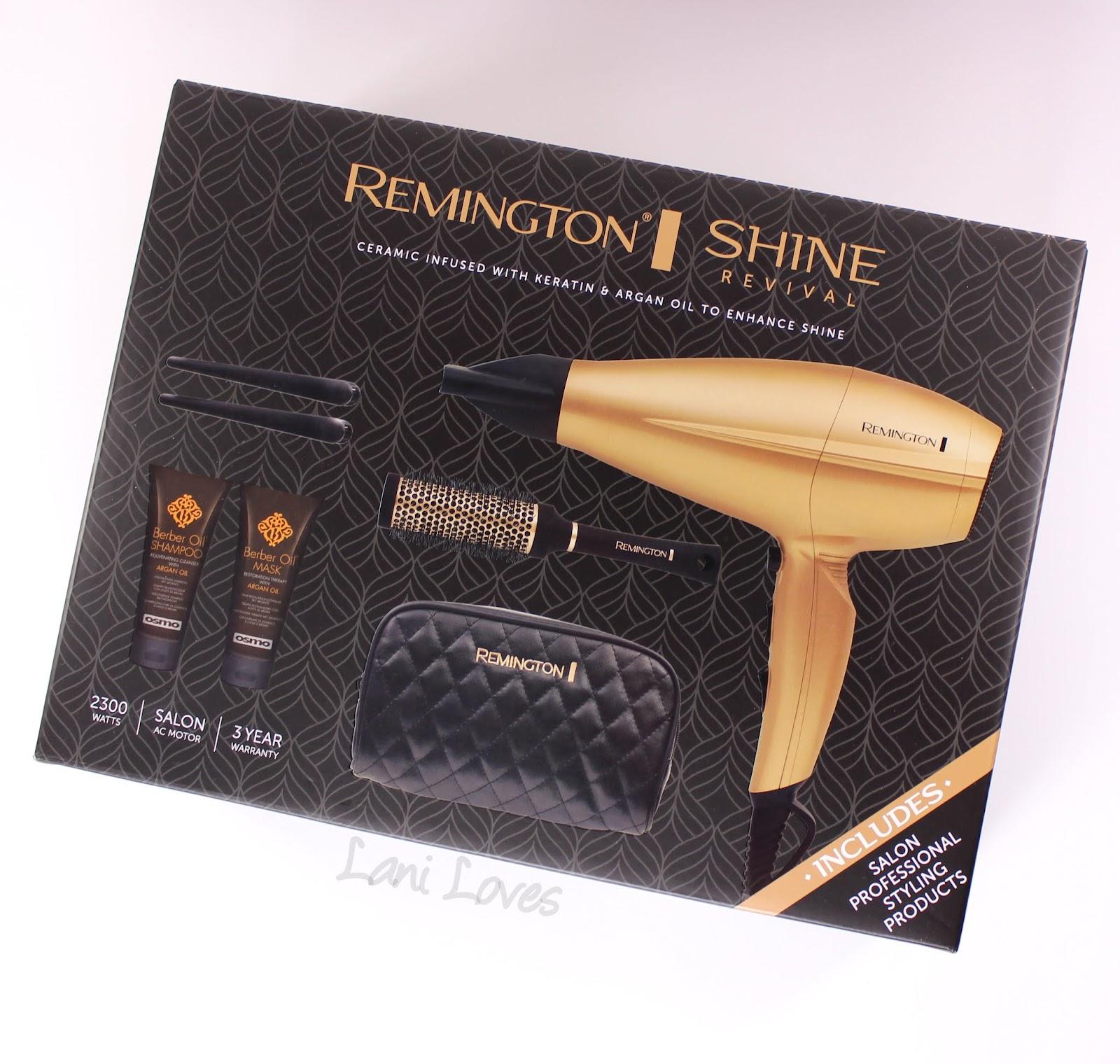 remington diamond shine hair dryer reviews