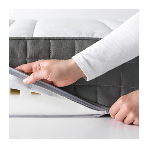 ikea morgedal foam mattress review