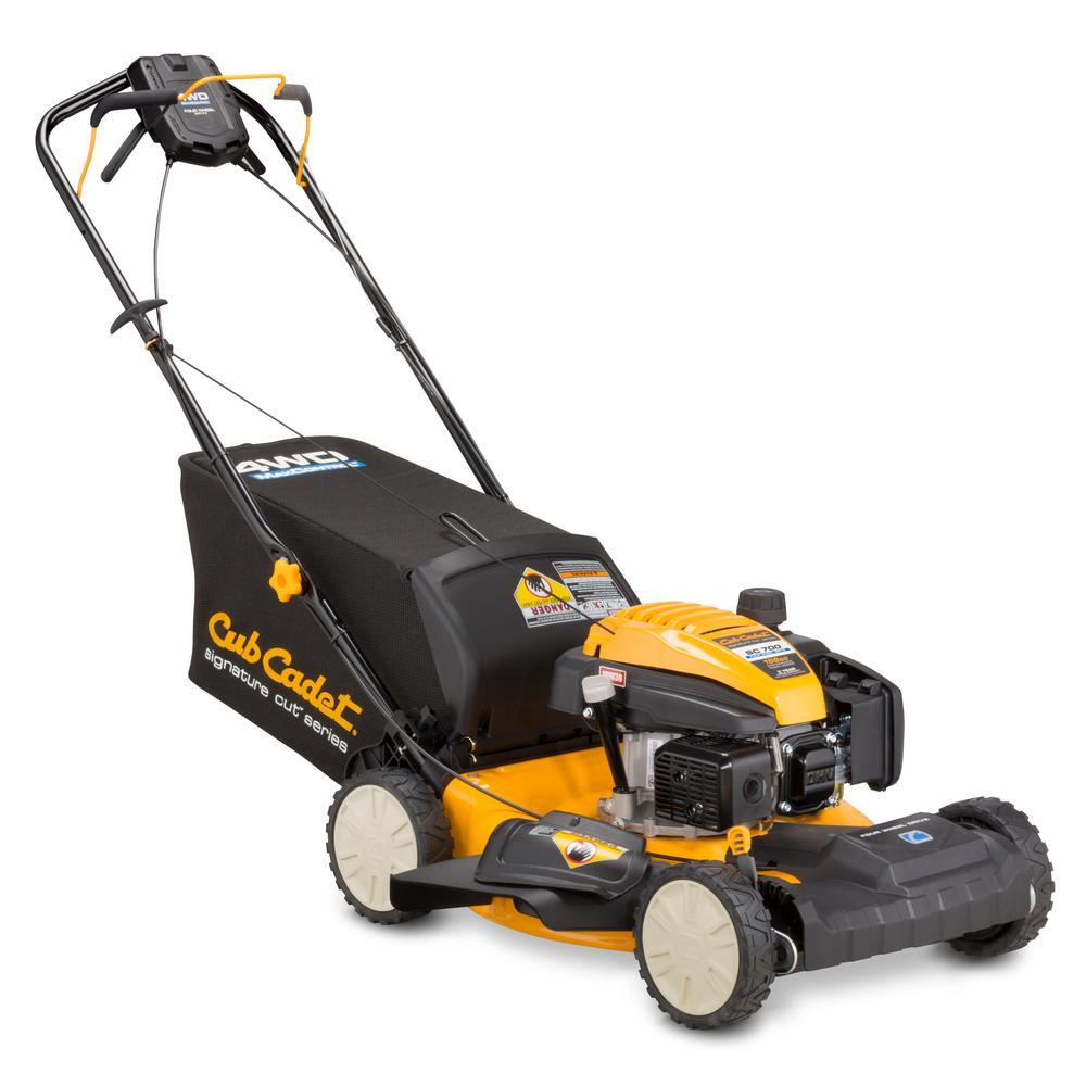 all wheel drive lawn mower reviews