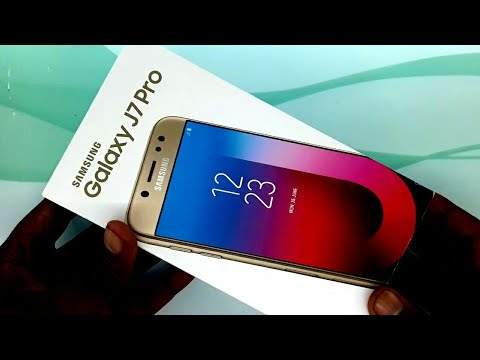 samsung j7 pro review youtube