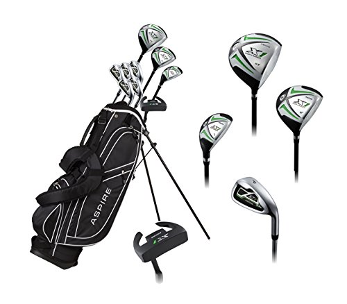 aspire x1 golf clubs review