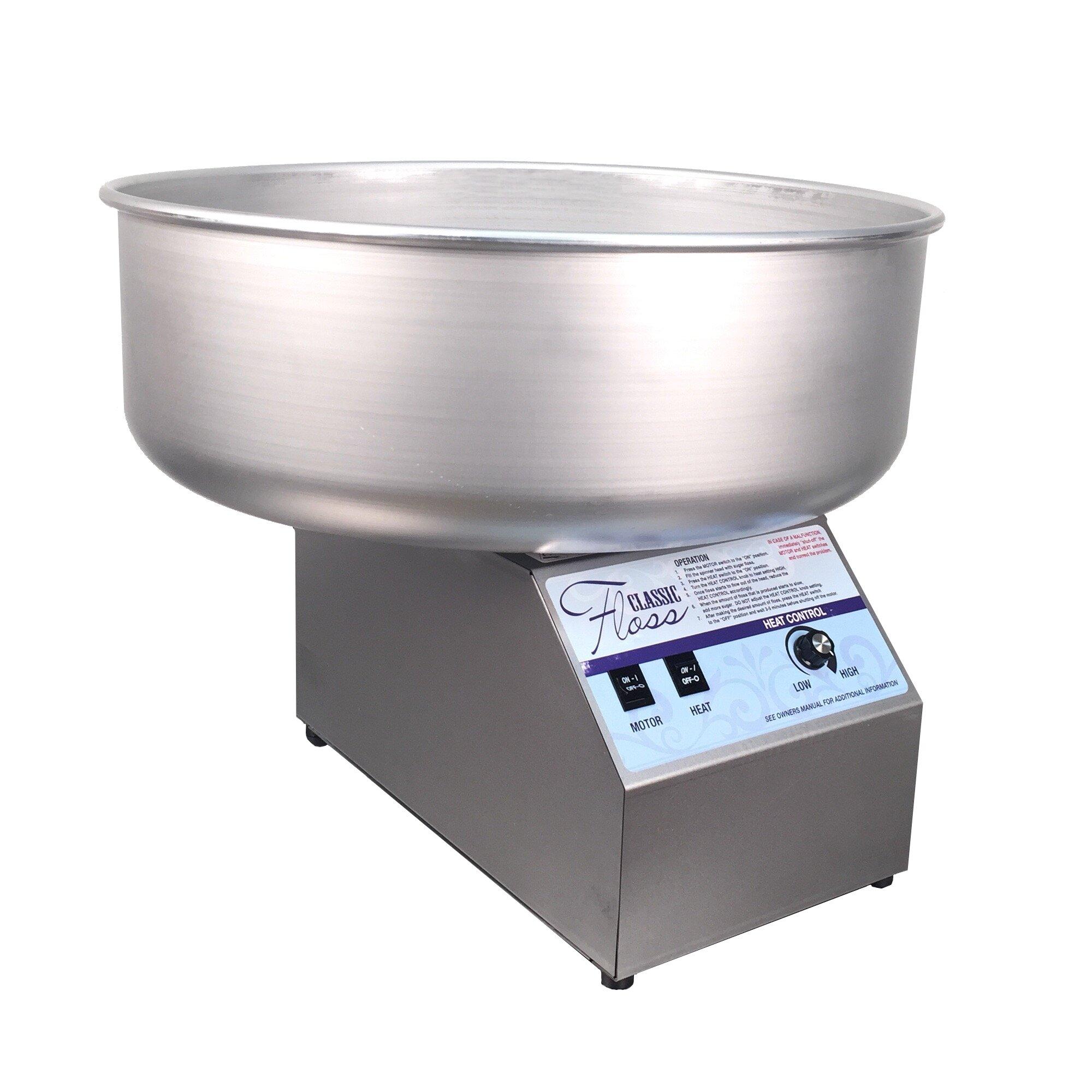 paragon cotton candy machine reviews