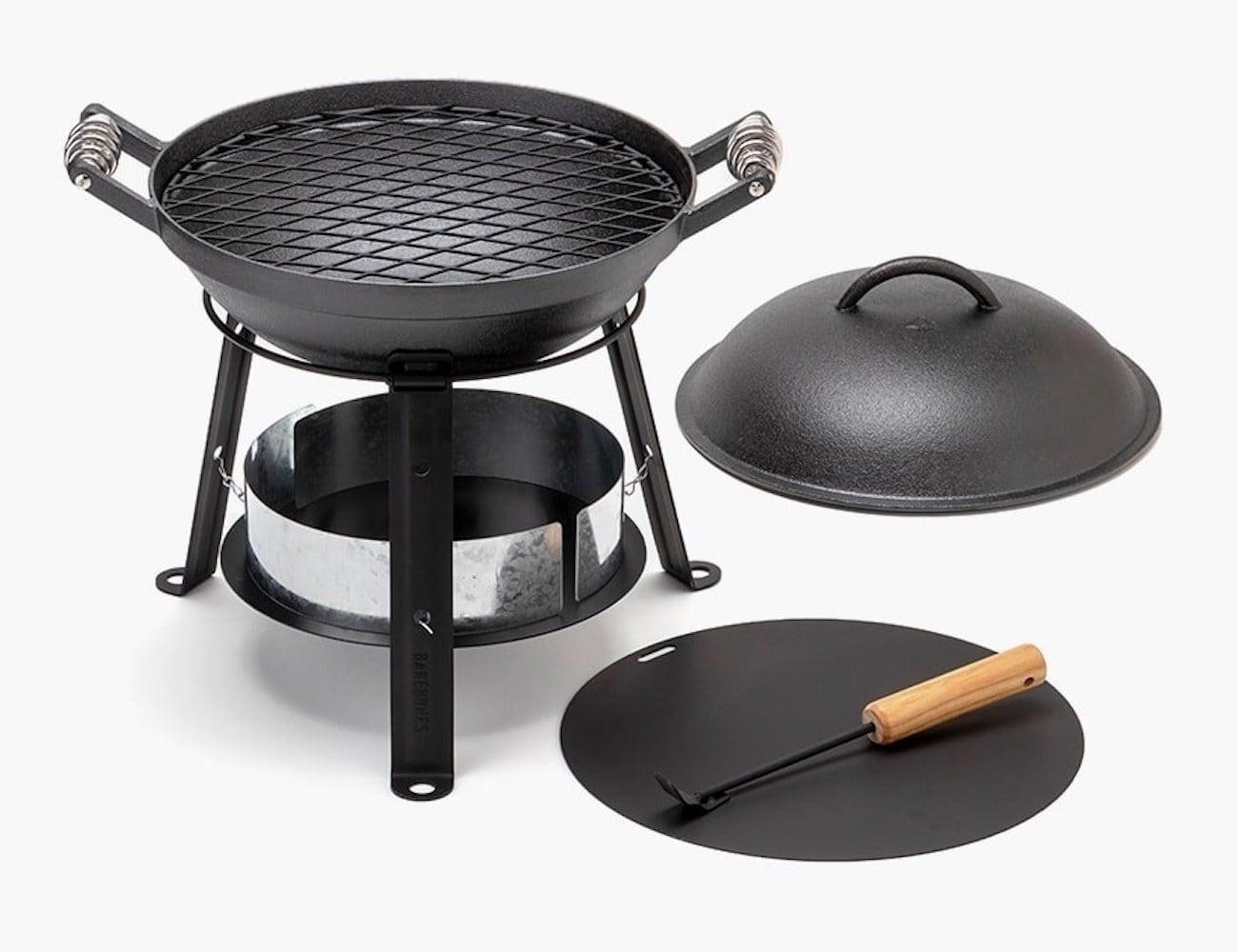 barebones kitchen cast iron review
