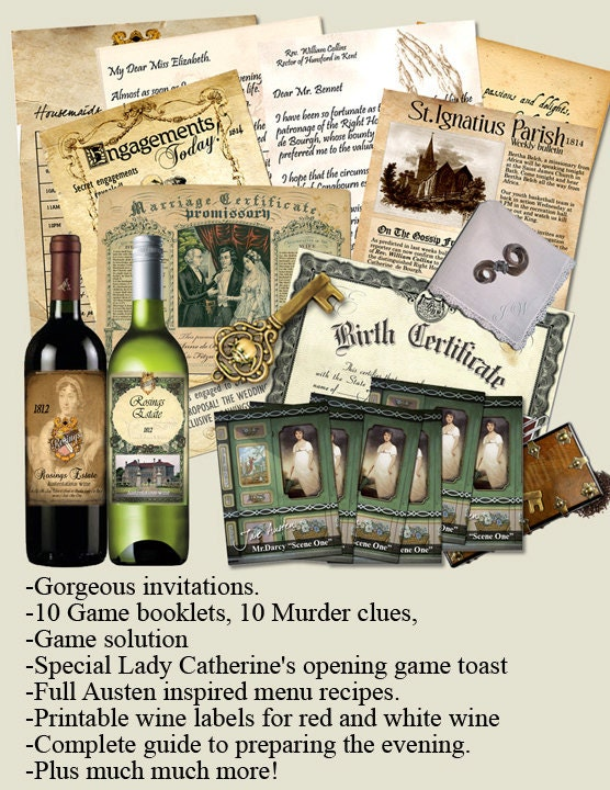 best murder mystery dinner party game reviews