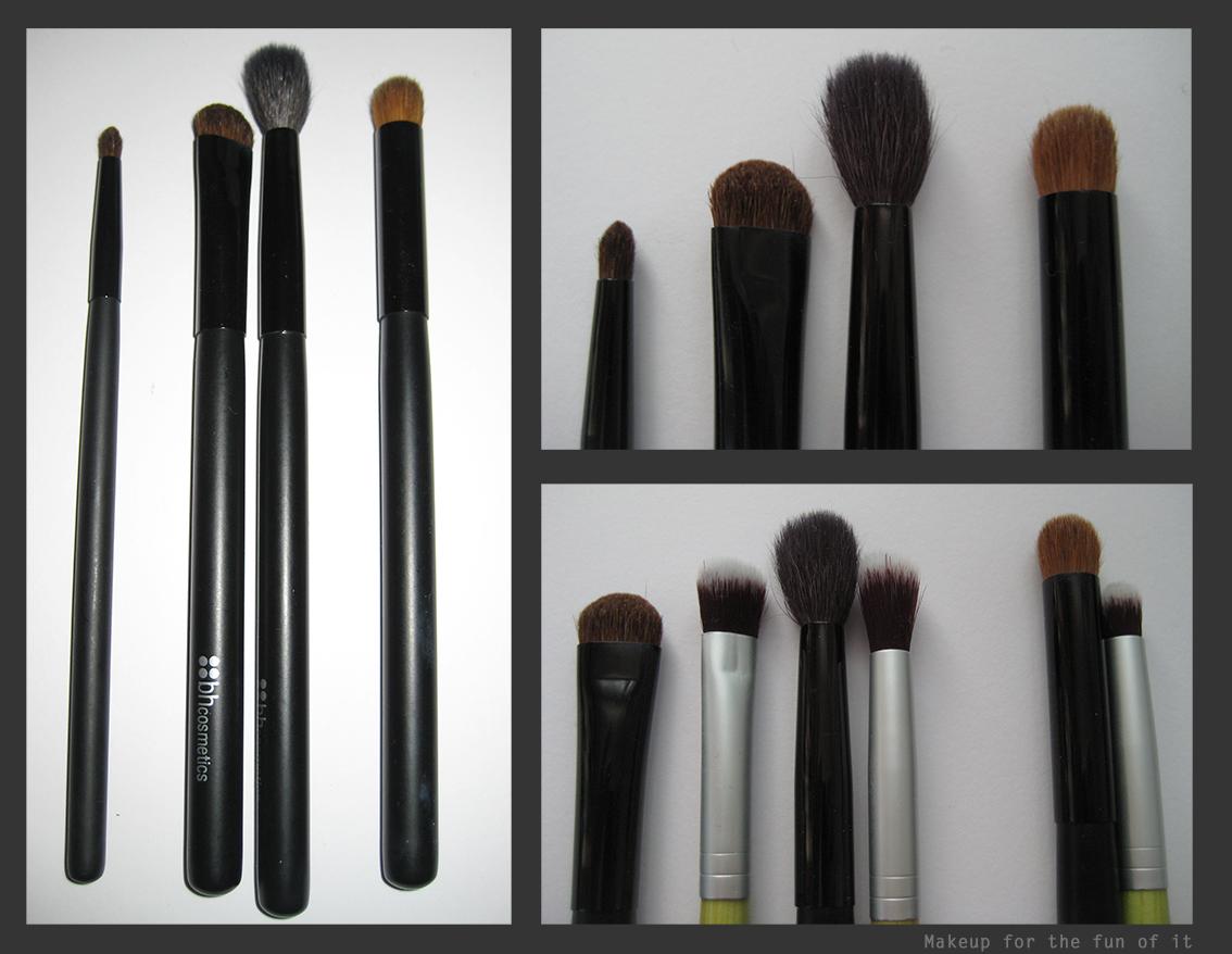 bh cosmetics blending brush review