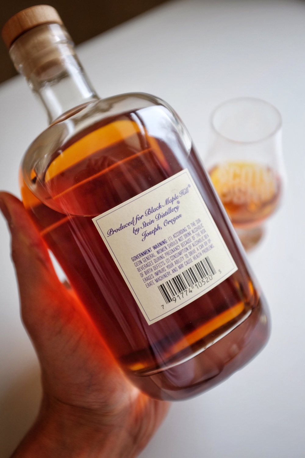 black maple hill rye review