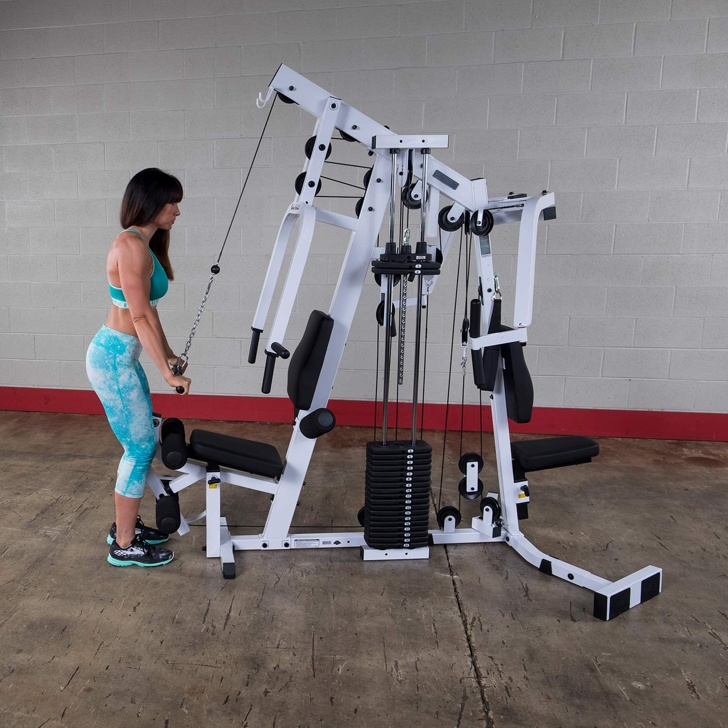 body solid home gym reviews