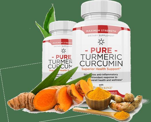 purely holistic turmeric curcumin reviews