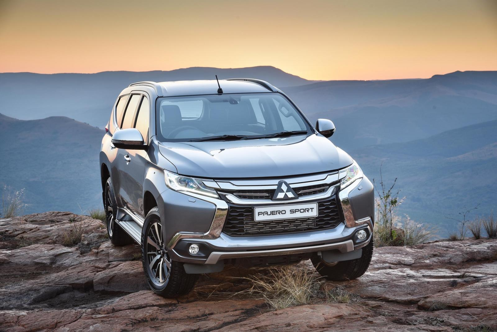 mitsubishi pajero sport review south africa