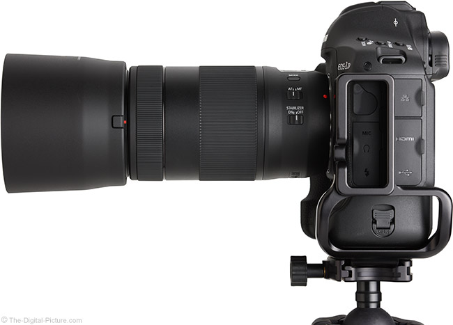 canon ef 70 300mm f 4 5.6 is ii review