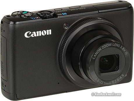 canon s110 review ken rockwell