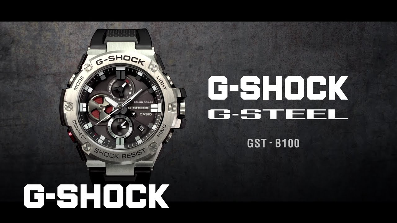 casio g shock g steel review
