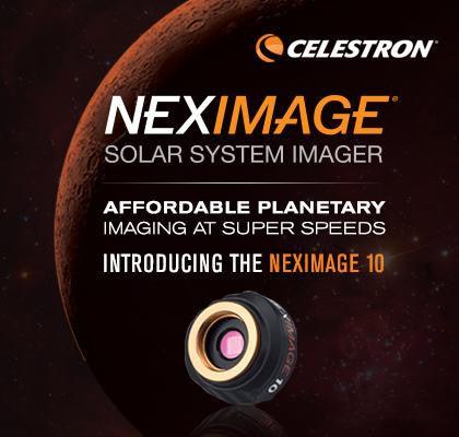 celestron neximage solar system imager review