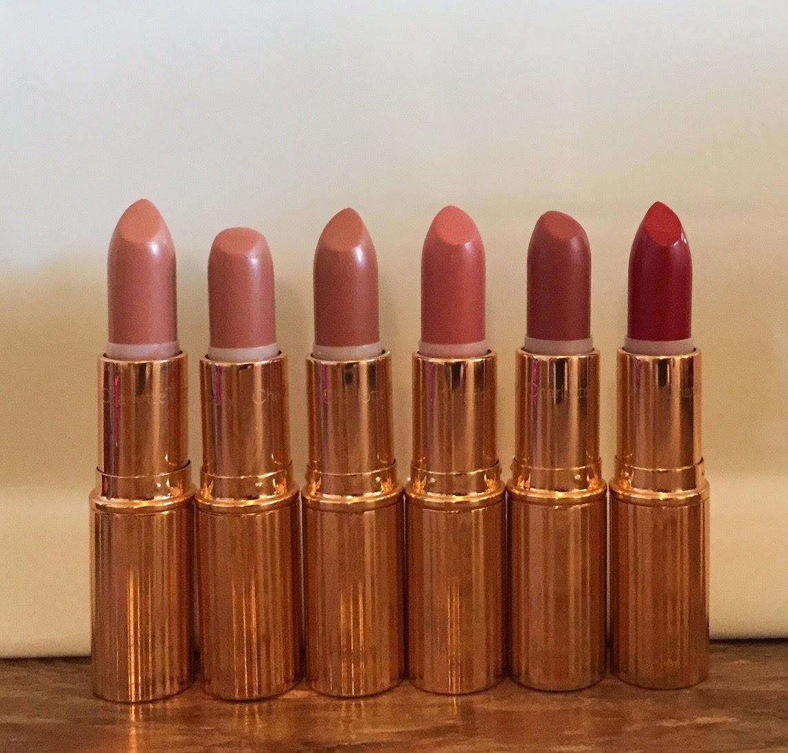 charlotte tilbury kissing lipstick review