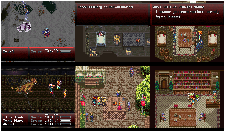chrono trigger flames of eternity review