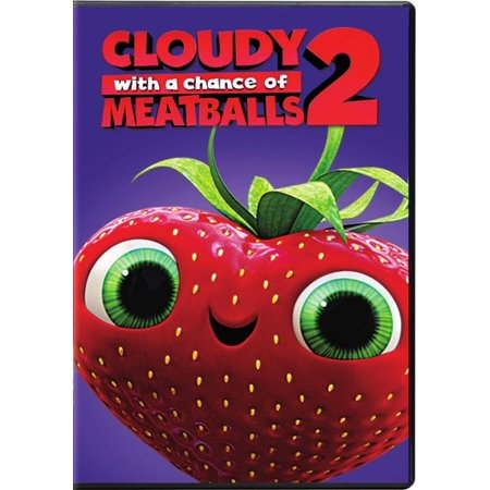 cloudy with a chance of meatballs review
