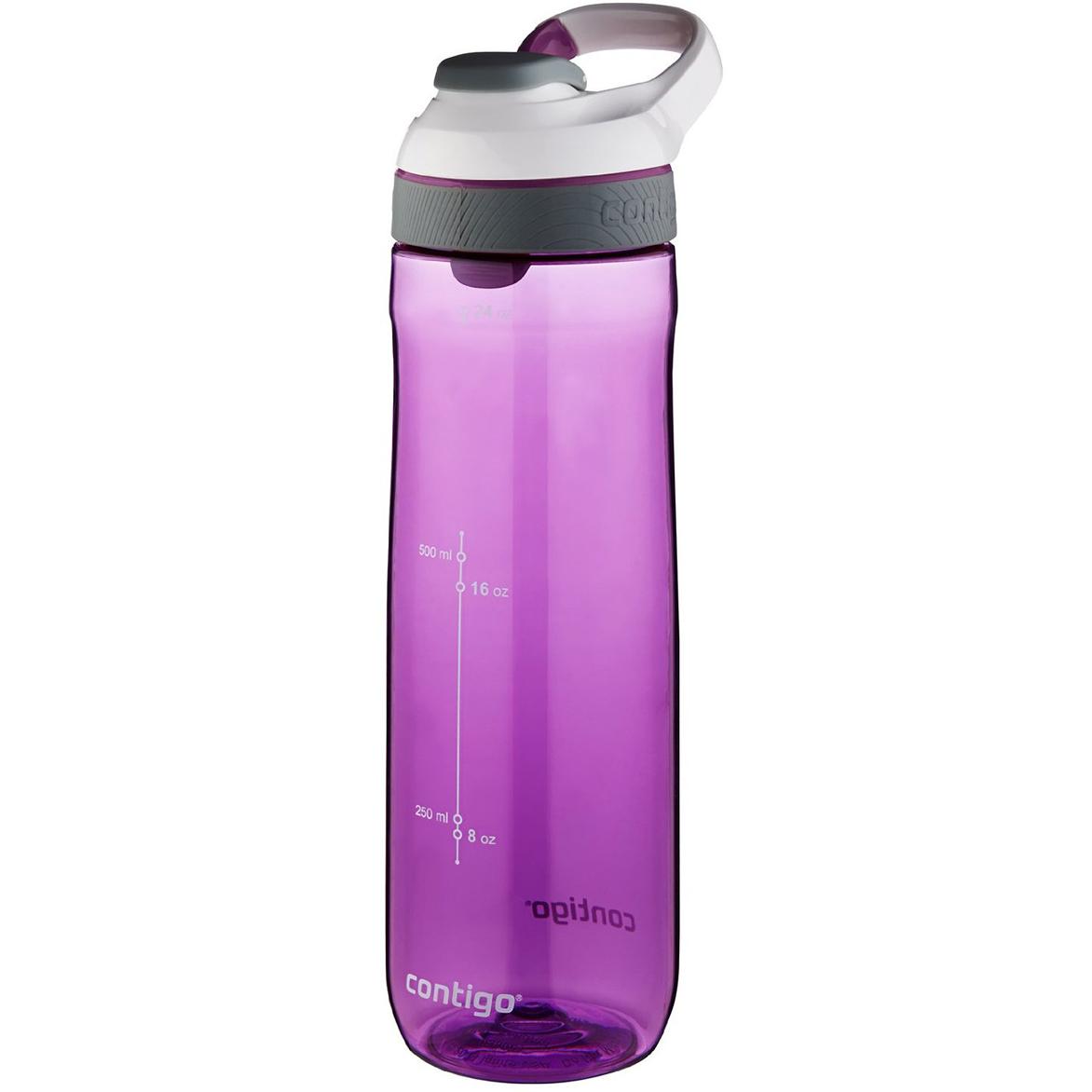 contigo autoseal water bottle review