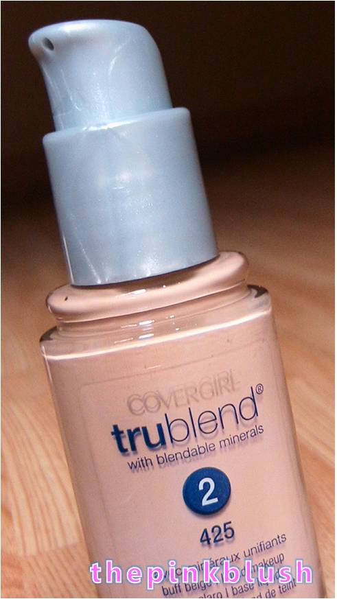 covergirl trublend pressed powder review