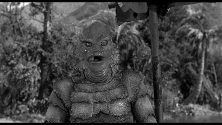 creature from the black lagoon 3d blu ray review