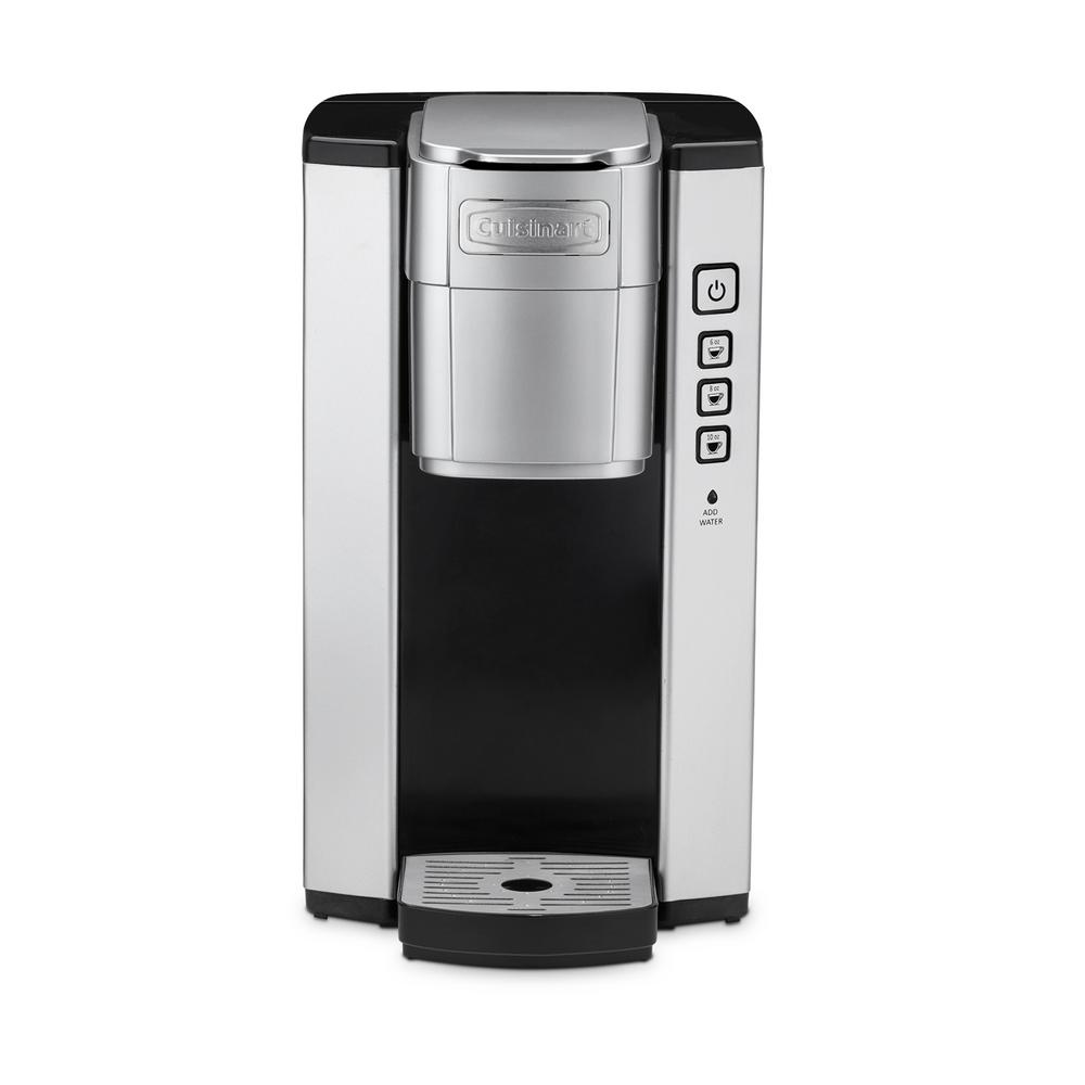 cuisinart single cup coffee maker reviews
