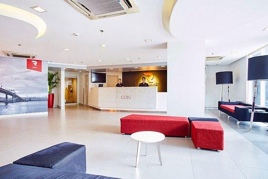 red planet hotel cebu review