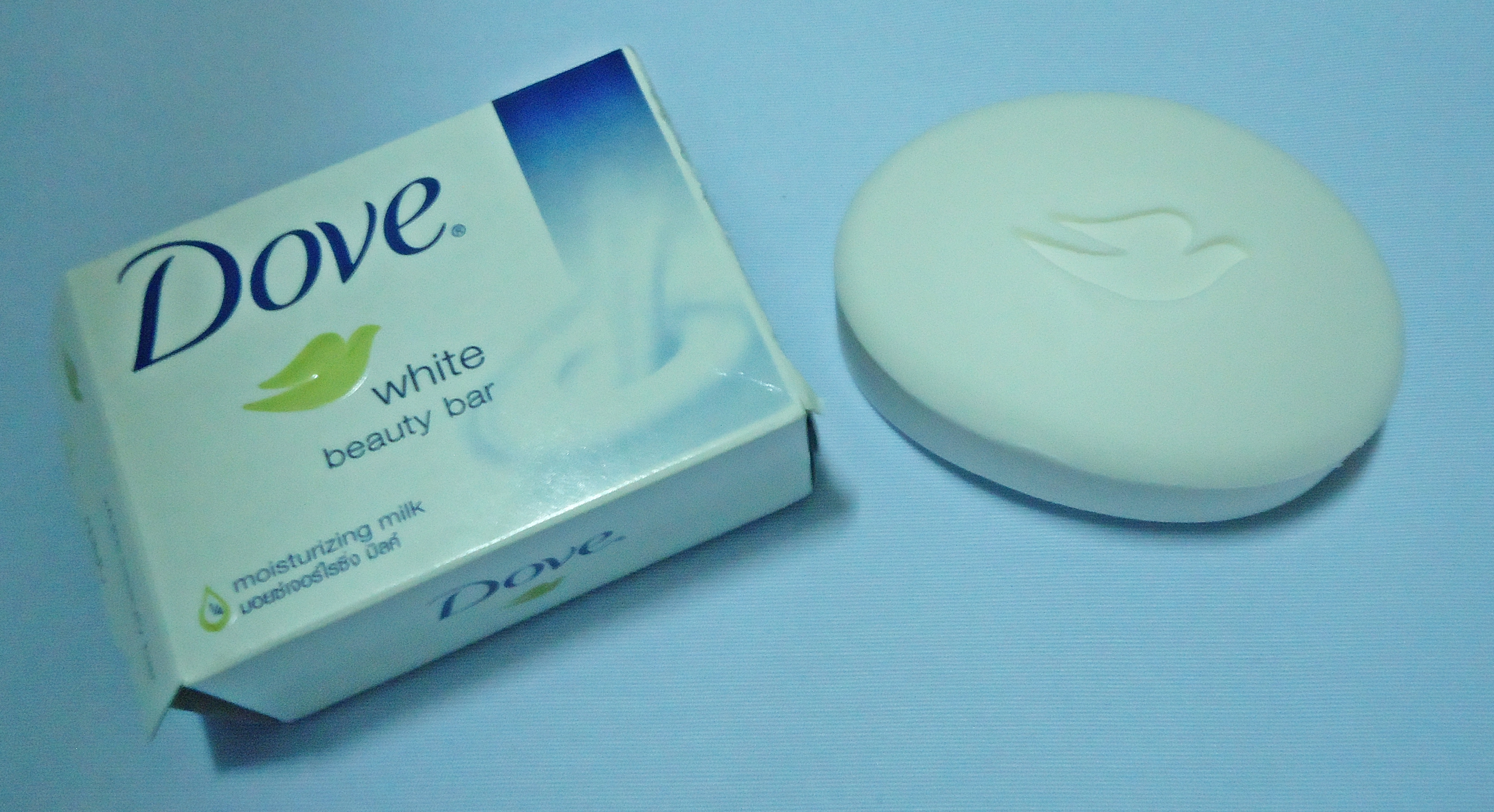 dove white beauty bar review