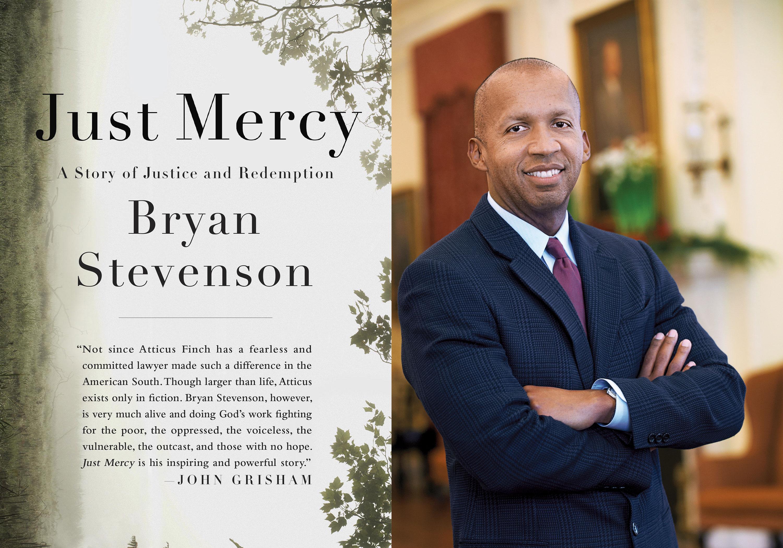 just mercy bryan stevenson review