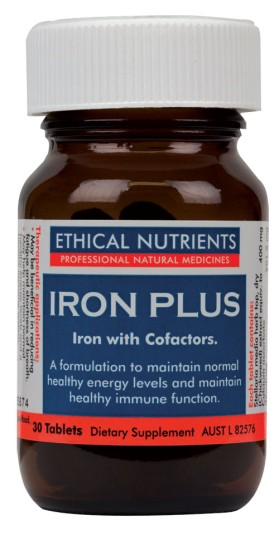 ethical nutrients iron max review