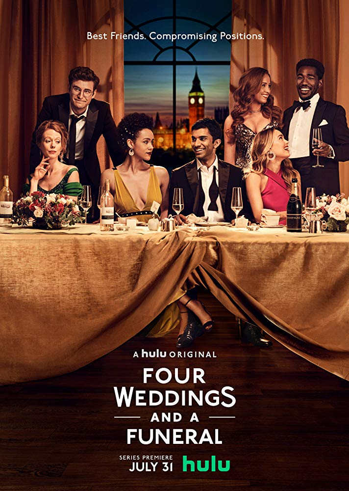 four weddings and a funeral review